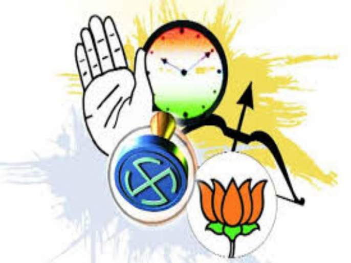 Maharashtra Election 2019: Political arena rages; Blame the blow with a charge-implant | Maharashtra Election 2019 : राजकीय आखाड्यात खडाखडी;आरोप-प्रत्यारोपाने उडाला धुरळा
