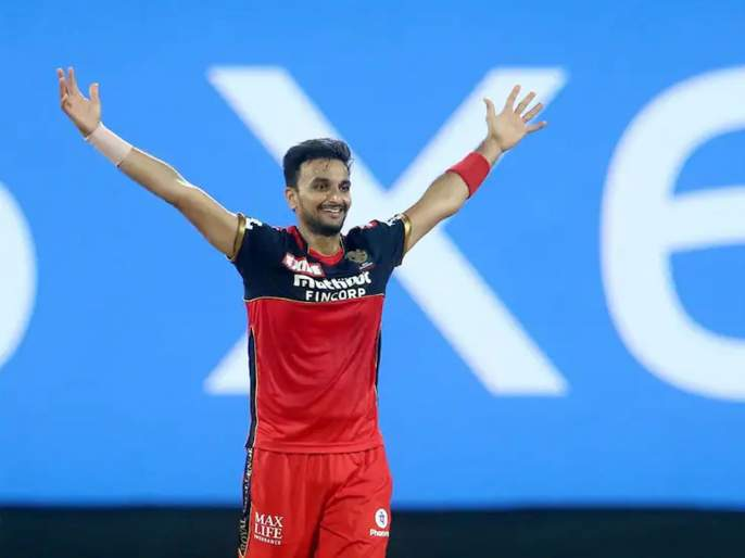 IPL 2021 Royal Challengers Bangalore beat Mumbai Indians by 2 wickets in a last-ball thriller | IPL 2021 MI vs RCB: आरसीबीत 'हर्षल'लहर; पुन्हा मुंबई इंडियन्सची अपयशी सुरुवात