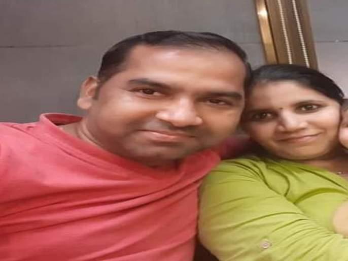 Wife has killed husband due to extra marital affair | विवाहबाह्य संबंधातूनपत्नीने केली पतीची चाकू भोसकून हत्या