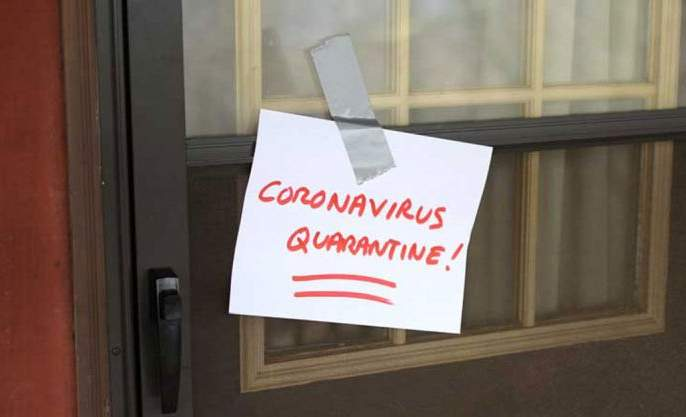 Coronavirus in Washim: 67 patients in home isolation | CoronaVirus in Washim : 'हाेम आयसाेलेशन'मध्ये ६७ रुग्ण