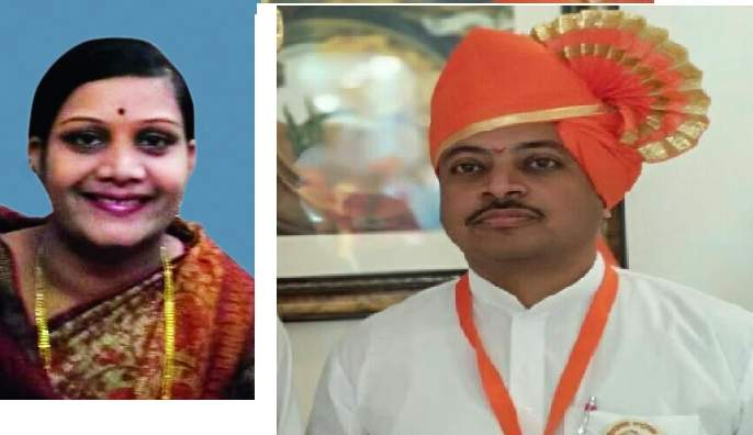 Nagthane's marital death in a dumpster-bike accident | डंपर-दुचाकी अपघातात नागठाणेची विवाहिता ठार