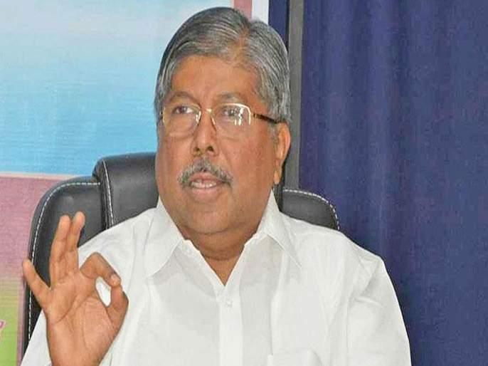 If you take action against the party, you will not sin: Chandrakant Patil | पक्षविरोधी कारवाया करणाऱ्यांची गय नाही; भाजप प्रदेशाध्यक्षांनी बंडखोरांना सुनावले