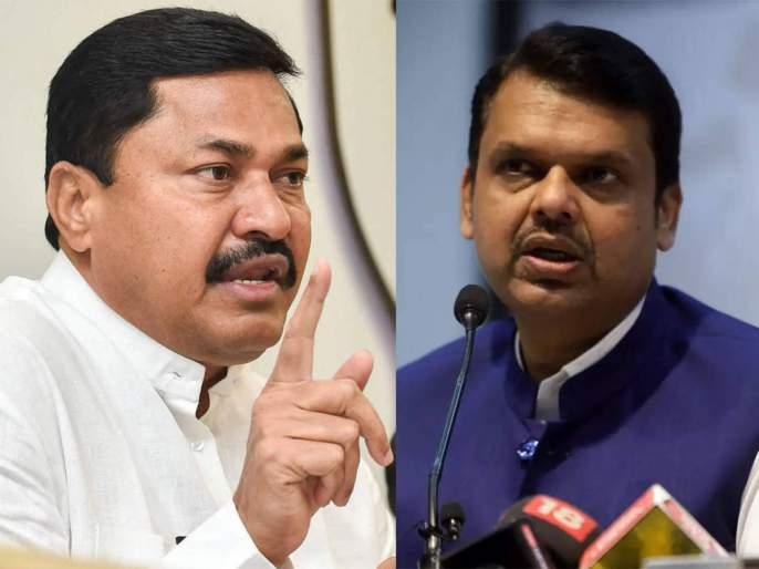 congress nana patole criticised devendra fadnavis on central govt package | मोदी आणि शाह हे फडणवीसांना गांभीर्याने घेत नाहीत; नाना पटोलेंचा टोला