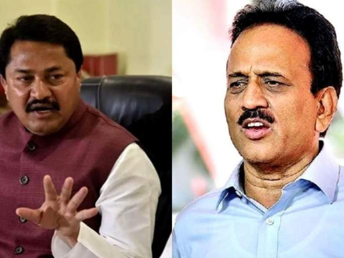 congress leader nana patole criticised bjp leader girish mahajan   गिरीश महाजन फार लहान आहेत, त्यांच्या वक्तव्यावर बोलण्याची गरज नाही; नाना पटोलेंचा टोला