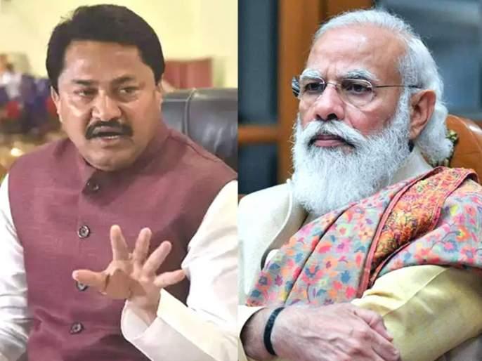 "congress nana patole criticised pm narendra modi over corona situation in country | CoronaVirus: ""पंतप्रधान मोदींना 'मृत्यूचा उत्सव' साजरा करण्याची हौस"""