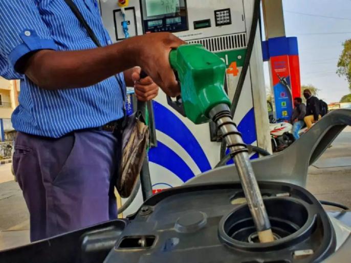 Petrol Diesel Price latest price of petrol and diesel on 26th march | Petrol Diesel Price : अच्छे दिन! कच्च्या तेलाच्या किंमतीत मोठी घसरण; जाणून घ्या, पेट्रोल-डिझेलचा आजचा दर