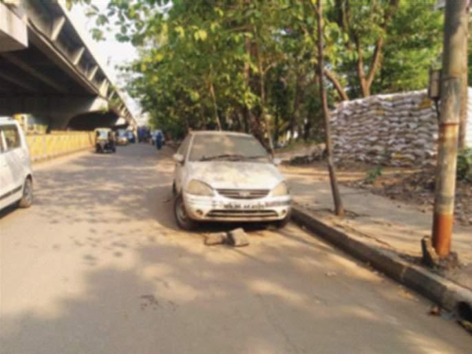 Who owns the unattended vehicles in Panvel?   पनवेलमधील बेवारस वाहनांचा मालक कोण?