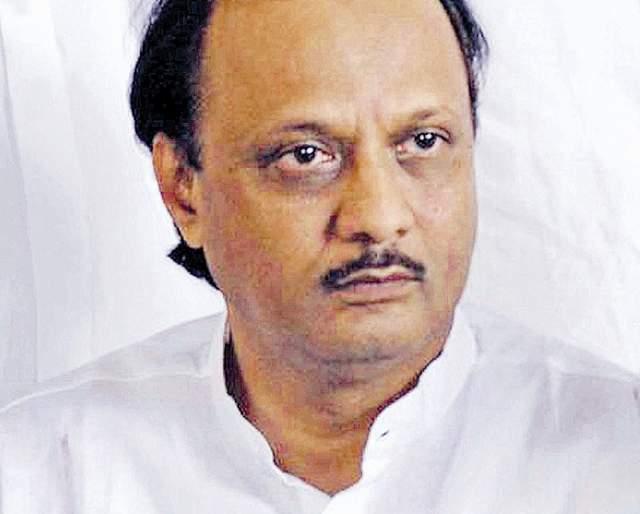 Ajit Pawar strikes on cm devendra fadanvis | मुख्यमंत्री महोदय, मागच्यांच्या नावाने पावती का फाडता : अजित पवार