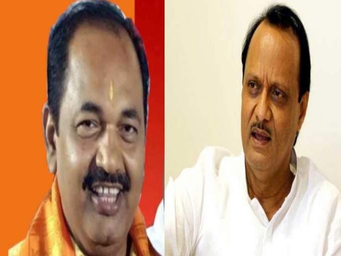 When will this leader who was expelled from Shiv Sena join NCP? Ajit Pawar said ... | शिवसेनेला जय महाराष्ट्र केल्यानंतर 'हा' नेता राष्ट्रवादीत कधी प्रवेश करणार? अजित पवार म्हणाले...