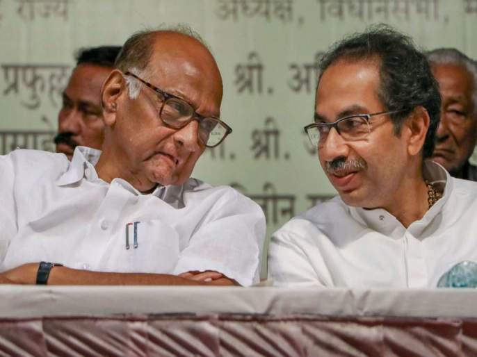 "Sharad Pawar can do anything says by BJP MP Narayan Rane | ""पाच वर्षं कुठलं; हे सरकार पुढचं वर्षभरही टिकणार नाही"""