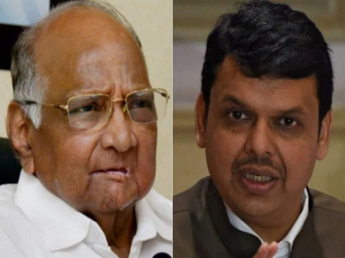 Maharashtra Election 2019 ncp chief sharad pawar hits out at cm devendra fadnavis | Maharashtra Election 2019: लढाई पैलवानांशी होते, इतरांशी नाही; पवारांचं मुख्यमंत्र्यांना प्रत्युत्तर