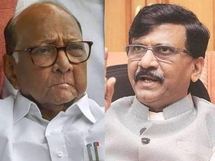 Maharashtra Government: Sharad Pawar wants Sanjay Raut to become Chief Minister, | Maharashtra Government: संजय राऊत मुख्यमंत्री व्हावेत, ही शरद पवारांची इच्छा?, पण...