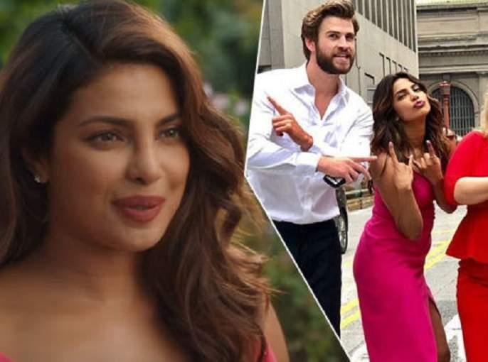 priyanka chopra hollywood isnt it romantic trailer | पाहा, प्रियांका चोप्राच्या 'इजन्ट इट रोमॅन्टिक' या हॉलिवूडपटाचा ट्रेलर!!