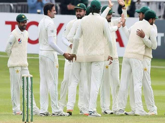 Five wickets for Pakistanis Imran Khan against Australia A team | इम्रान खानच्या भेदक माऱ्यासमोर ऑस्ट्रेलियाची दैना; 57 धावांत 9 फलंदाज माघारी