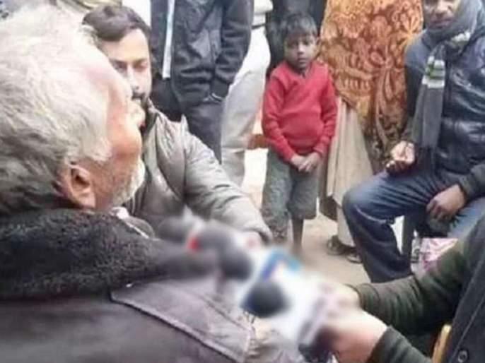 'I want justice like Hyderabad rape case', says the old father of the Unnao victim in bihar | 'मलाही हैदराबादसारखाच न्याय हवाय', उन्नाव पीडितेच्या वृद्ध बापाची आर्त हाक