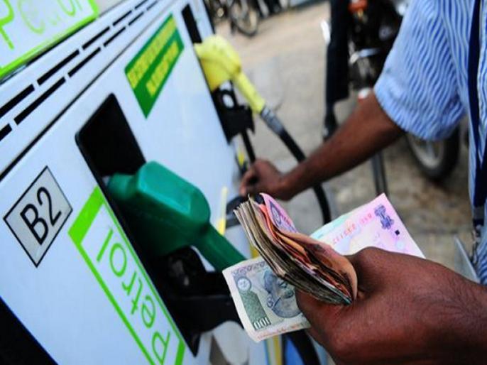 Petrol-Diesel Price Today: Petrol-Diesel price hike again; Find out, today's rates ... | Petrol-Diesel Price Today : पेट्रोल-डिझेलच्या दरात पुन्हा वाढ; जाणून घ्या, आजचे दर...