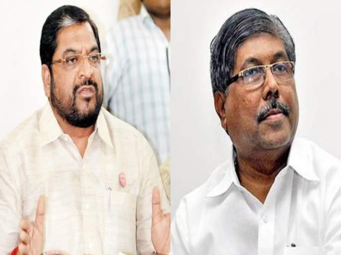 ...fight will against Chandrakant patil : Raju Shetty   ... तर चंद्रकांत पाटील यांच्या विरोधात लढेन: राजू शेट्टी