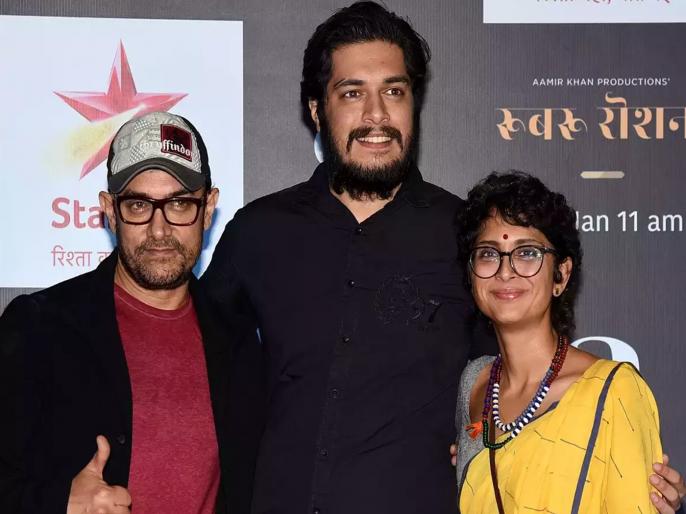 Aamir Khan's son Junaid ready to debut in bollywood | आमिर खानचा मुलगा जुनैद बॉलिवूडमध्ये डेब्यू करण्यास सज्ज, पुन्हा नेपोटीझचा मुद्दा पेटणार?