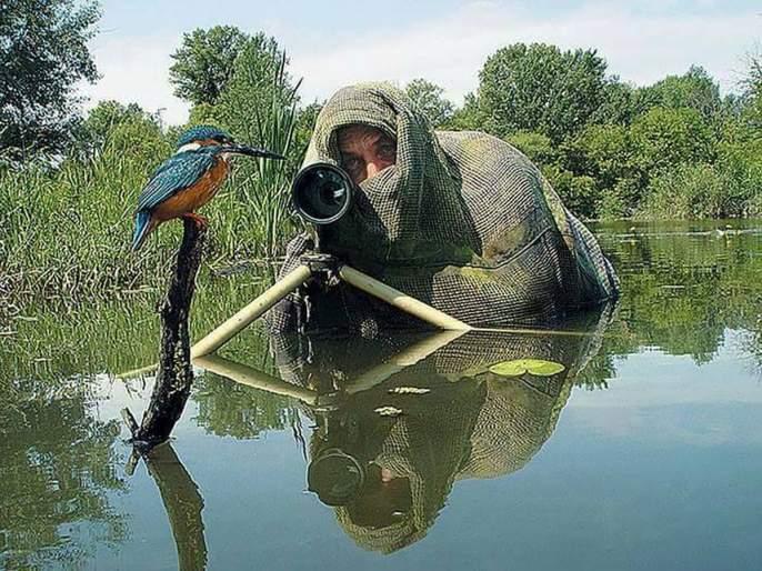 Be the photographer | छायाचित्रकार व्हा