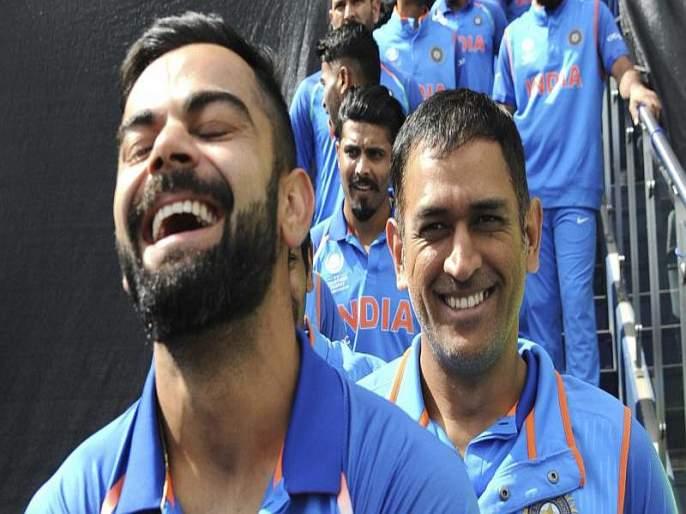 India vs Australia: Indian captain number one after ten years; Was Dhoni, now it is Kohli ... | India vs Australia : दहा वर्षांनंतरही भारतीय कर्णधार नंबर वन