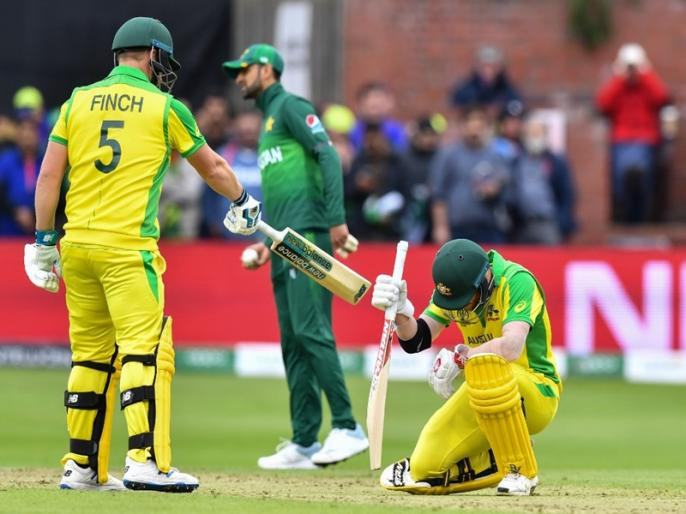 ICC World Cup 2019: This 'thing' happened in the World Cup after 23 years | ICC World Cup 2019 : तब्बल 23 वर्षांनंतर विश्वचषकात घडली 'ही' गोष्ट