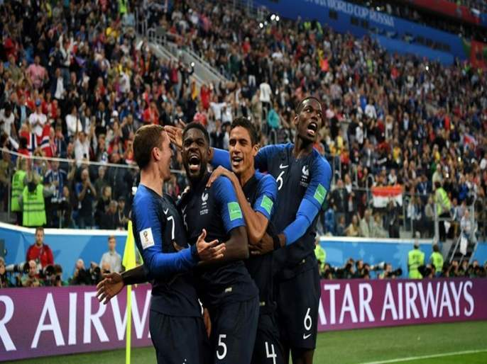 FIFA World Cup 2018 Semi Final Belgium Vs France Live Updates : France looking strong than Belgium in semifinals | Belgium Vs France Live Updates : फ्रान्स दिमाखदारपणे अंतिम फेरीत दाखल
