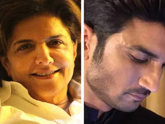 sushant singh rajput death hrithik roshan mother pinkie roshan post viral | 'प्रत्येकाला सत्य हवंय पण...'; सुशांतच्या मृत्यूवर हृतिक रोशनच्या आईची पोस्ट