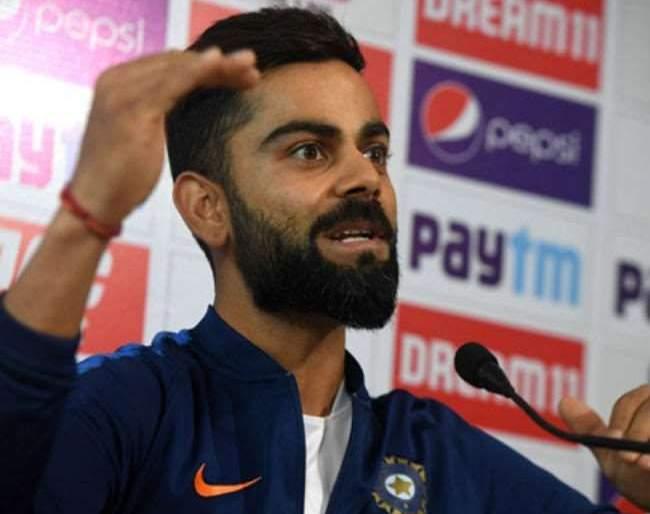 Virat Kohli made a big reveal about the first day night test, said why the match had to be canceled   पहिल्या डे नाइट टेस्टबद्दल विराट कोहलीने केला मोठा खुलासा, सांगितले का रद्द करावा लागला सामना
