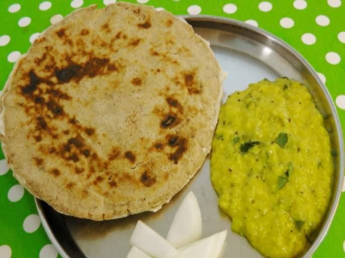 These are the benefits of eating Bajarichi Bhakari | हे आहेत थंडीत बाजरीची भाकरी खाण्याचे फायदे