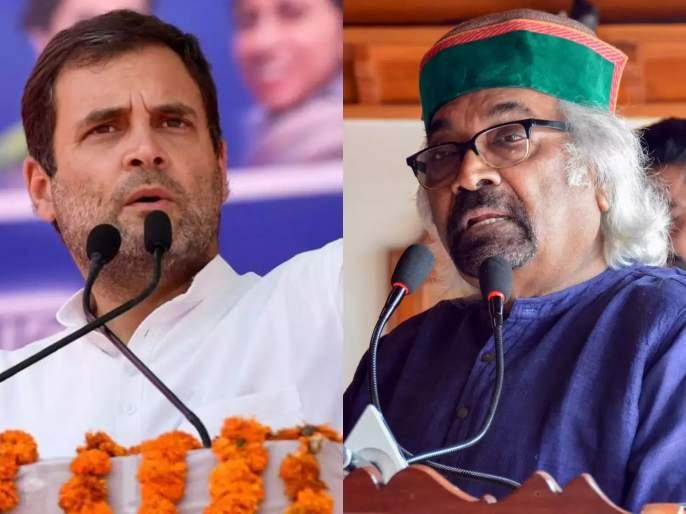 Do not admire Rahul Gandhi, who gave the impression of Pitroda? | पित्रोदांना कानपिचक्या देणाऱ्याराहुल गांधींचे कौतुक करायचे की नाही?