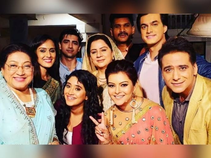 After Sachin Tyagi in 'Yeh Rishta Kya Kahalata Hai', two other actors got infected with corona | 'ये रिश्ता क्या कहलाता है' मालिकेतील सचिन त्यागीनंतर आणखीन दोन कलाकारांना झाली कोरोनाची लागण