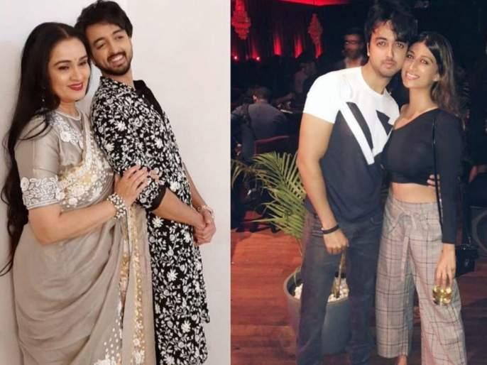 Padmini Kolhapuri's son Priyanka got married and will take seven rounds with the producer's daughter | पद्मिनी कोल्हापुरीचा मुलगा प्रियांकचे ठरले लग्न, या निर्मात्याच्या मुलीसोबत घेणार सात फेरे