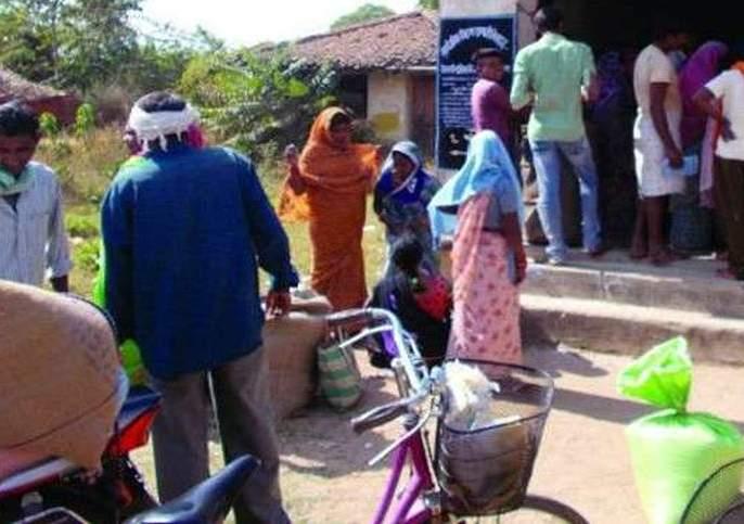 Planning for supply of foodgrains to damaged areas | नुकसानग्रस्त भागात धान्य पुरवठ्याचे केले नियोजन