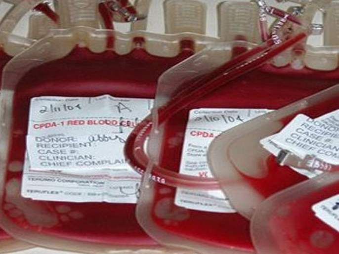 Platelets shortfall in blood banks in Akola | रक्तपेढ्यांमध्ये प्लेटलेट्सचा तुटवडा