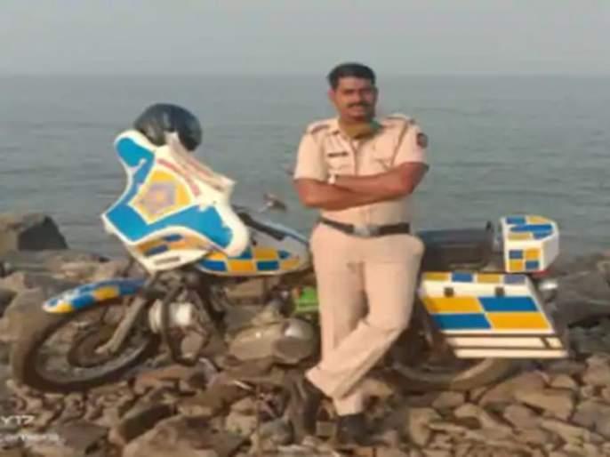 Cinestyle tremor .. Mobile thief caught by a police constable in worli | सिनेस्टाईल थरार.. पोलीस शिपायाने चाळीच्या गल्ल्या पिंजून 'धरिला मोबाईल चोर'