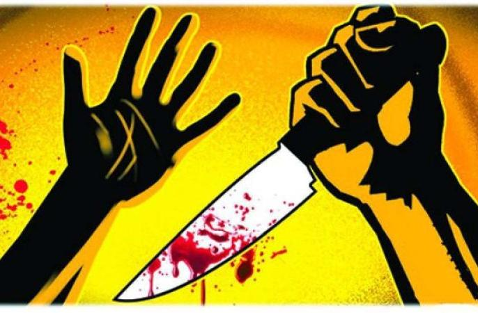 Murder of youth in knife attack in Latur; two arrested | लातुरमध्ये चाकू हल्ल्यात तरुणाचा खून; दोघांना अटक