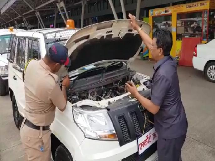 Inspection of each vehicle at the airport; Special vigilance from the arrival and departure of the Prime Minister | विमानतळावर प्रत्येक वाहनाची तपासणी; पंतप्रधानांच्या आगमनापासून तर प्रस्थानापर्यंत विशेष दक्षता