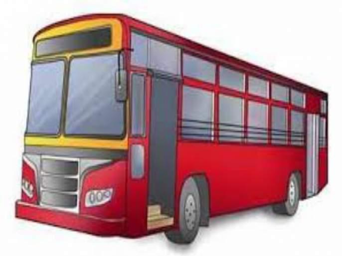 Wheels of PMP bus left in Jedhe chowk in Swargate | स्वारगेट येथील जेधे चौकात निखळले पीएमपी बसचे चाक