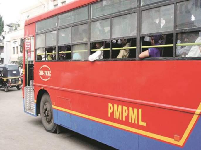 PMP ticket machine misbehave : passenger and carriers get irritate | पीएमपीच्या तिकिट मशीनचे ब्रेक डाऊन : प्रवासी वैतागले, वाहक हतबल