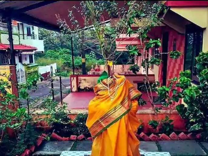 Tulsi Vivah 2020: Get married to these 8 Mangalashtaks; Obstacles will be removed, know the importance | Tulsi Vivah 2020: 'या' ८ मंगलाष्टकांनी करा तुळशीचं लग्न; दूर होतील विघ्न, जाणून घ्या मुहूर्त