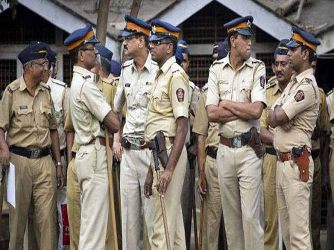 Kalyan-Dombivali police ready   कल्याण-डोंबिवलीत पोलीस सज्ज
