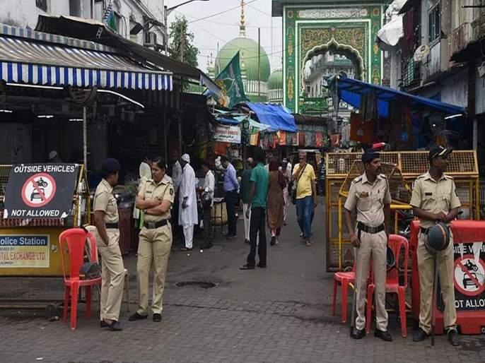 Mumbai police ready for Eid-A-Milad | ईद - ए - मिलादसाठी ४० हजारपेक्षा अधिक पोलीस बंदोबस्तासाठी तैनात