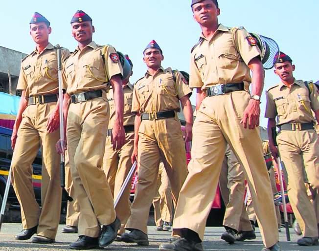 Mega police recruitment in the state; Twelve and a half thousand posts to be filled - Cabinet approval | राज्यात मेगा पोलीस भरती; साडेबारा हजार पदे भरणार- मंत्रिमंडळाची मंजुरी