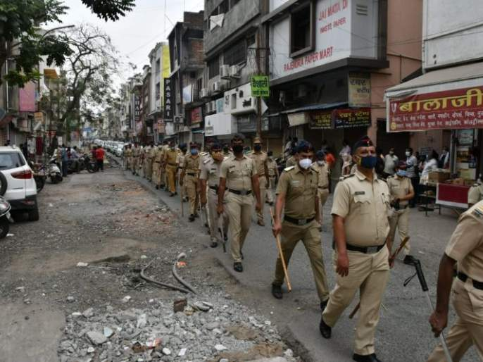 2500 police personnel on the road: Strict bandobast from today   २५०० पोलीस कर्मचारी रस्त्यावर : आजपासून कडक बंदोबस्त