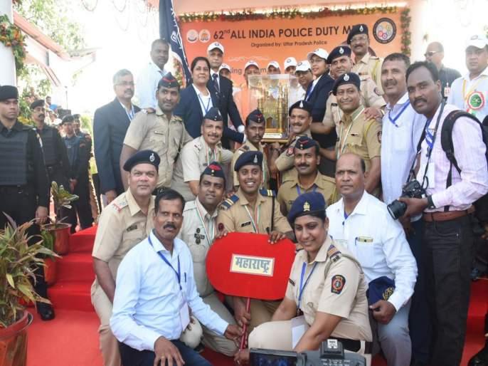 Maharashtra Police Best in National Police Duties Meet   राष्ट्रीय पोलीस कर्तव्य मेळाव्यात महाराष्ट्रपोलीस सर्वोत्कृष्ट