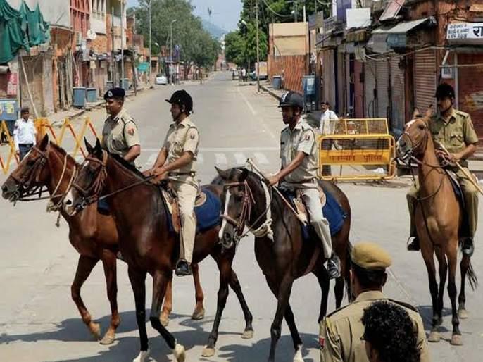Horse mounted police unit for Mumbai after 88 years will start patrolling from 26th january   तब्बल ८८ वर्षांनंतर मुंबई पोलीस घोड्यावर दिसणार; पेट्रोलिंगची जबाबदारी सांभाळणार