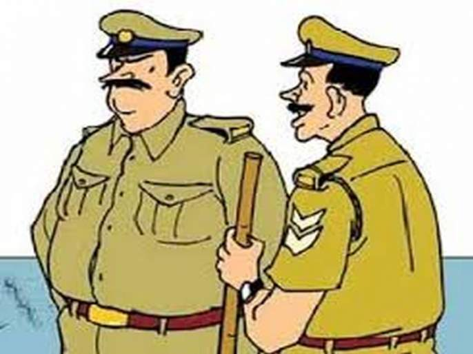 Police recovered 3.55 lakh from Mumbai Indians | मुंबई इंडियन्सकडून पोलिसांनी वसूल केले ३.५५ लाख