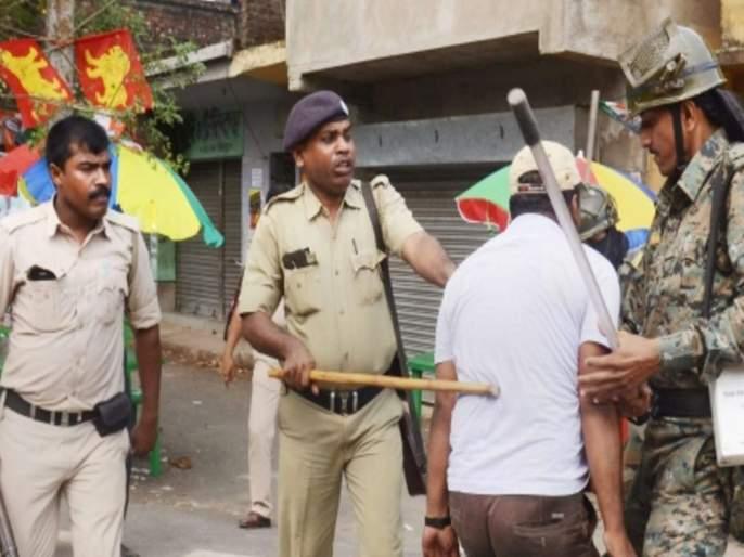 Violence in West Bengal, Tamilnadu, lathiar, firing | पश्चिम बंगाल, तामिळनाडूमध्ये हिंसाचार, लाठीमार, गोळीबार
