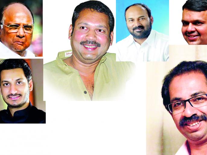 NCP is wrestling against the alliance - campaign for spreading the fort of 'Nationalist' | Lok Sabha Election 2019 युतीकडून 'राष्ट्रवादी'चा गड भेदण्यासाठीच प्रचार-: युतीविरुद्ध राष्ट्रवादी अशीच कुस्ती