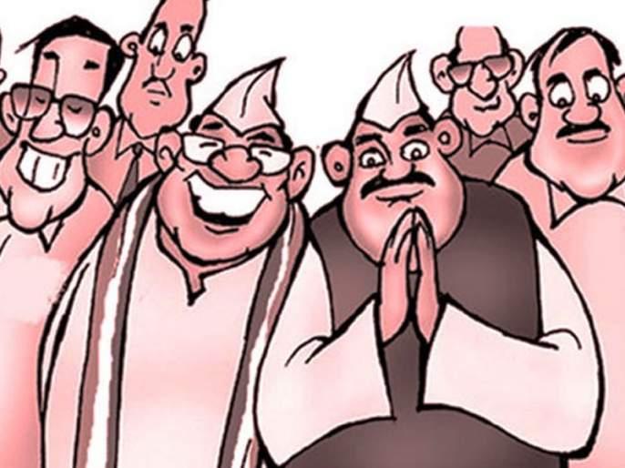 Maharashtra Election 2019: Rebellion in Mahayuti and Alliance in Parbhani districts   Maharashtra Election 2019 : महायुती अन् आघाडीत परभणी जिल्ह्यात बंडखोरी
